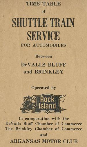 Brinkley Shuttle